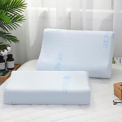 2018新款天丝乳胶枕 纸盒价