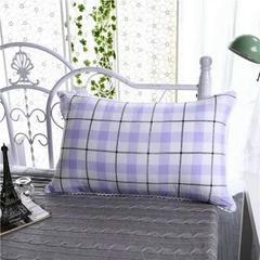 羽丝枕-48*70cm 紫色/一个