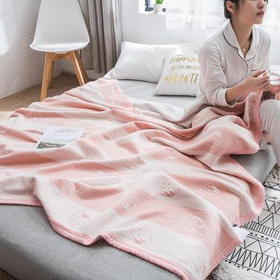 2019新款-天竺棉夏被 150x200cm 草莓派