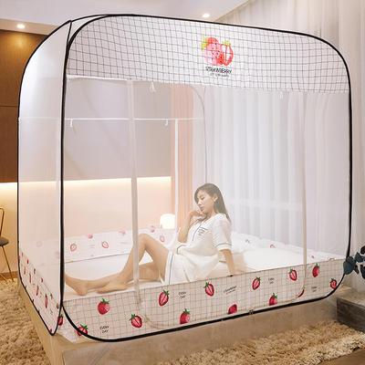 免安裝蒙古包蚊帳 150*200*170 G13A