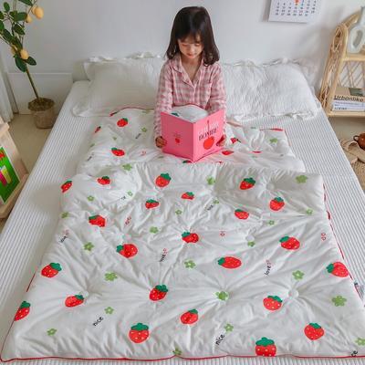 2020新款婴儿裸睡级春秋被被子被芯 150*200cm 小草莓