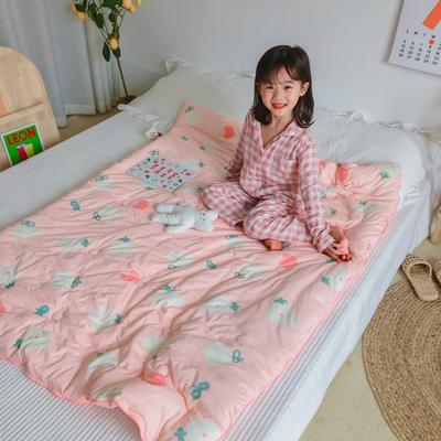 2020新款婴儿裸睡级春秋被被子被芯 150*200cm 小粉花