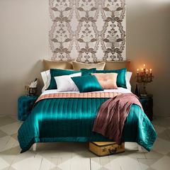 意大利夹棉单品床盖 200cmx230cm 比克曼