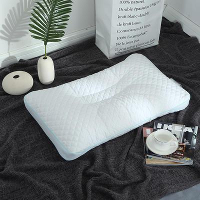 2018新款-枕芯 PE软管枕(48*74) 白色