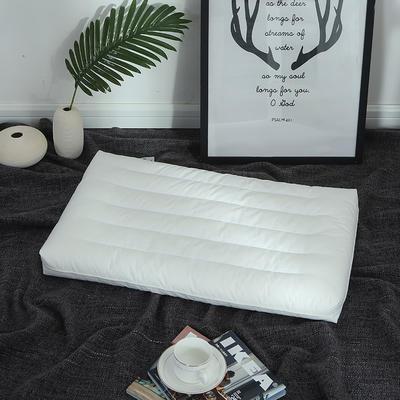 2018新款-枕芯 云绒枕(48*47) 白色