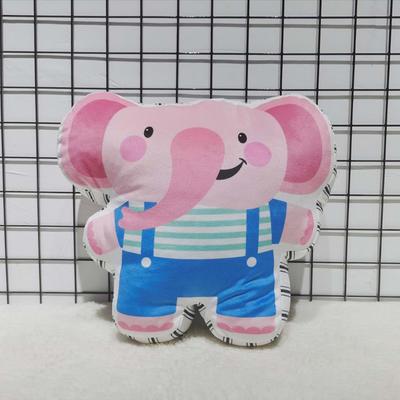 20202新款立体抱枕 35*50cm 可爱大象