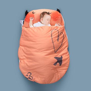 2020新款新款亲肤针织棉宝宝睡袋-70*100cm