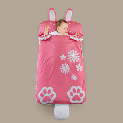 2020新款全棉宝宝加大睡袋 兔子