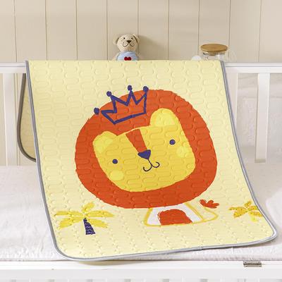 2021新款儿童乳胶凉席 60*120cm 狮子王