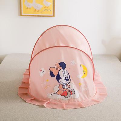 迪士尼系列 蚊帐 60*135cm 米妮粉
