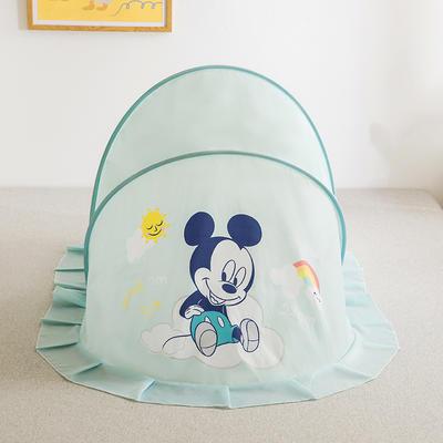 迪士尼系列 蚊帐 60*135cm 米奇蓝