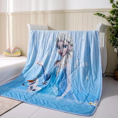 儿童驱蚊夏被 150x200cm 冰雪公主