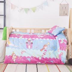 2018新款-婴童用品 13372幼儿园三件套 被芯棉花(115*150cm2斤) 可配包装袋
