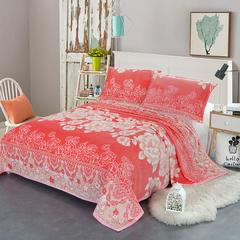 2018新款-云貂绒毯子珊瑚绒毛毯 法莱绒床单盖毯 枕芯 抱枕  有配套枕套 70cmx100cm随机花型 约定