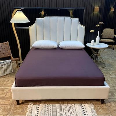 2020新款促销床笠 150cmx200cm 咖啡