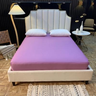 2020新款促销床笠 150cmx200cm 深紫