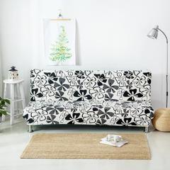 通用  沙发床套160-190 通用  沙发床160-190 黑蝶
