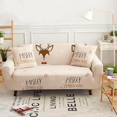 通用  沙发床套160-190 通用  沙发床160-190 麋鹿