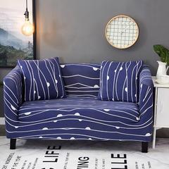 规格通用沙发套 单人 快乐音符
