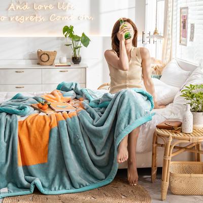 云毯 毛毯子 150*200cm(实重3.8斤) hi