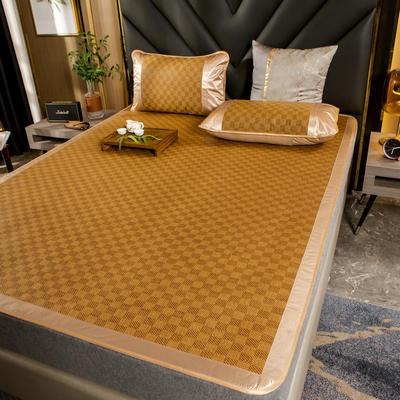 柠栀家纺   2021年新款藤席 凉席 席子  建议用副标题里面的百度网盘下载图片 1.0m(3.3英尺)床 别具一格