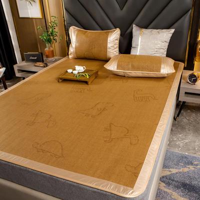 柠栀家纺   2021年新款藤席 凉席 席子  建议用副标题里面的百度网盘下载图片 1.0m(3.3英尺)床 率真可爱