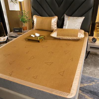 柠栀家纺   2021年新款藤席 凉席 席子  建议用副标题里面的百度网盘下载图片 1.0m(3.3英尺)床 千汇万状