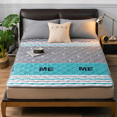 2020新品 親膚磨毛床墊可機洗床褥子特價床護墊席夢思保護墊 0.9*2.0m 克洛情懷