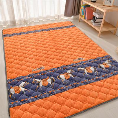 2020新款毛巾绒防滑保暖地垫床褥-毛巾绒爬行垫爬爬垫 1.2*2.0m 马普仕