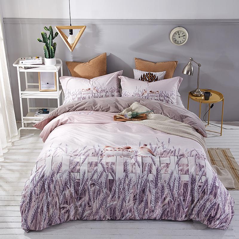 特丽绒水晶绒法莱绒宝宝绒数码绒保暖套件 2.0m(6.6英尺)床 颂歌