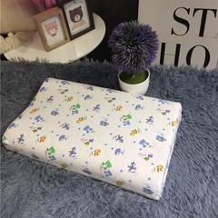 纯天然儿童乳胶枕(27*44) 小猫