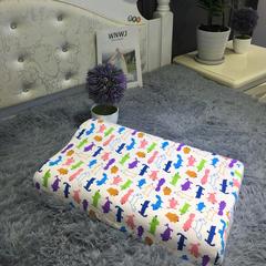 儿童乳胶枕头-大童(30*50) 小狗