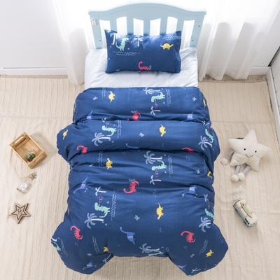 2019新款经典款儿童三件套-侏罗纪 单枕套30*50cm 侏罗纪