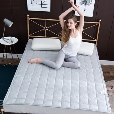 纯棉促销二:1.5厘米A类纯棉床护垫 90*200 灰色