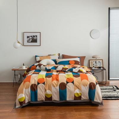 2021新款家居北欧工艺款四件套 1.2m床单款三件套 凡尔赛