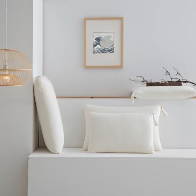 2020秋冬新款原生态美梦枕枕头枕芯 47*73cm白色