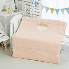 2018婴特旺儿童被子加厚加绒保暖宝宝绒冬被婴儿被子冬季120-150cm 1.2m(4英尺)床 丝绵开心小熊-玉色