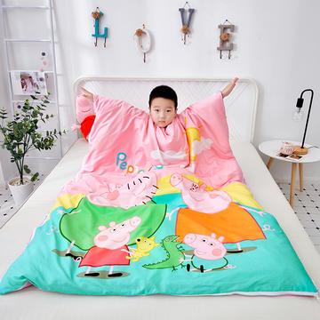 宝宝睡袋婴儿秋冬四季通用春秋可拆冬季加厚睡袋儿童防踢被中大童