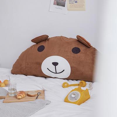 卡通床头大靠背 120X60cm 胖熊熊