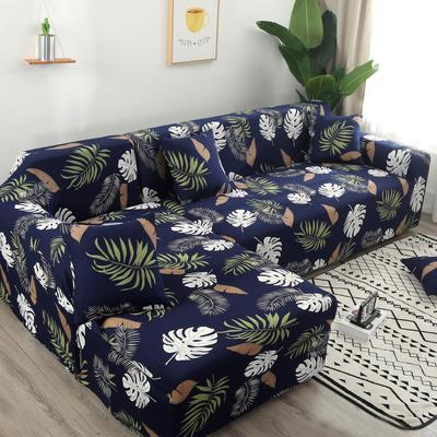 2020新款四季款印花沙发套 单人位尺寸90-140cm 热带雨林