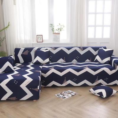 2020新款四季款印花沙发套 单人位尺寸90-140cm 往后余生