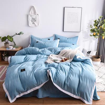 2019轻奢版奢丝棉系列 1.5m(5英尺)床 莫妮卡