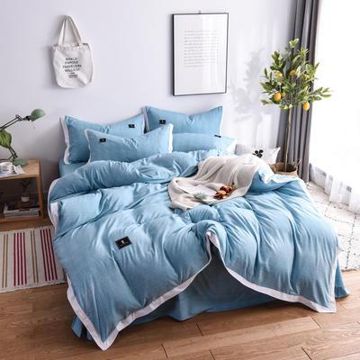 2019轻奢版奢丝棉系列 2.0m(6.6英尺)床 艾尔莎
