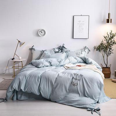 2019轻奢版奢丝棉系列 2.0m(6.6英尺)床 卡洛