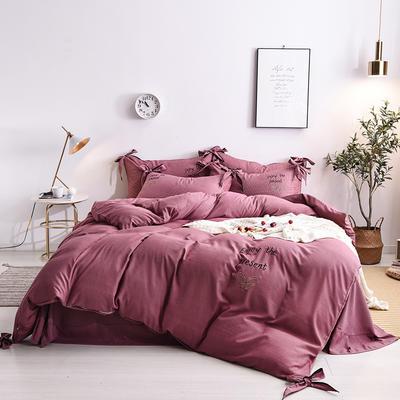 2019轻奢版奢丝棉系列 2.0m(6.6英尺)床 凯西