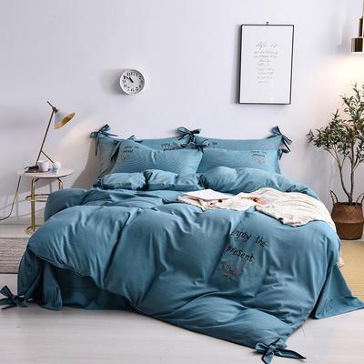 2019轻奢版奢丝棉系列 2.0m(6.6英尺)床 伊甸