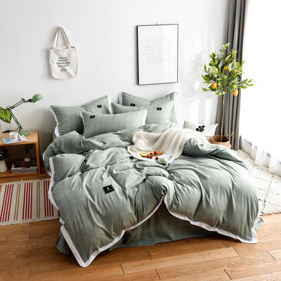 2019轻奢版奢丝棉系列 2.0m(6.6英尺)床 伊芙