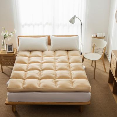 2018新款雅斯缦全棉立体床垫 0.9m(3.3英尺)床 卡其色