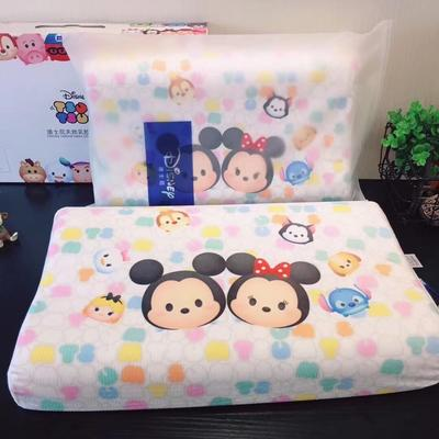 2018新款-乳胶枕系列 松松30*50*7/个含礼盒
