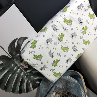 2018新款-乳胶枕系列(儿童乳胶枕) 27*45cm高度6cm 小马